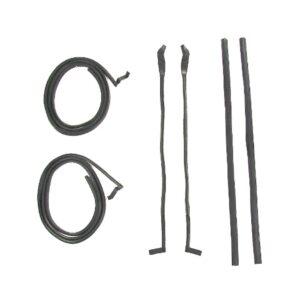 EXTERIOR RUBBER KIT & COMPONENTS