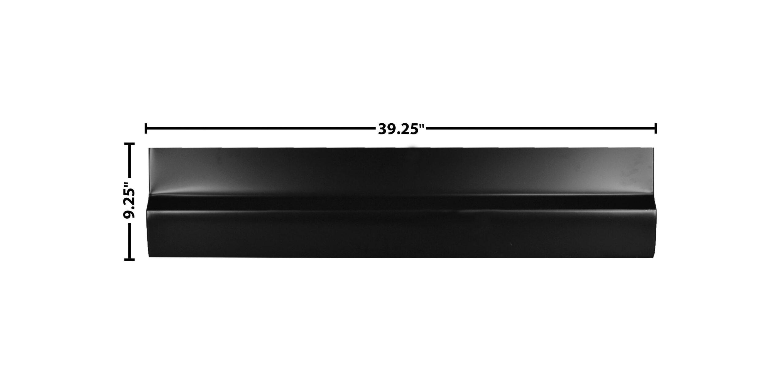 F PU 67-72 DOOR SKIN-LOWER