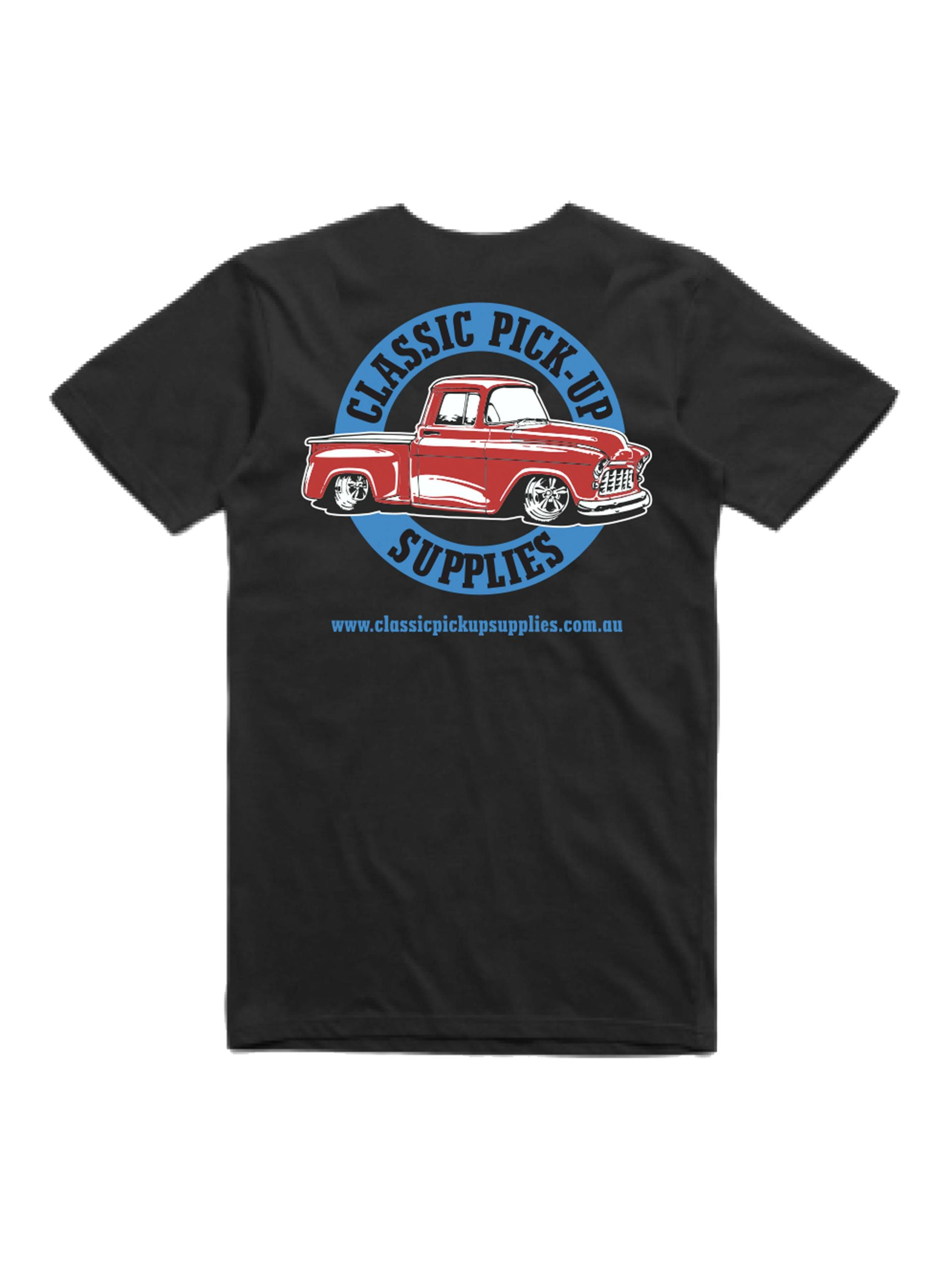 Original Tee – Chevy – Back